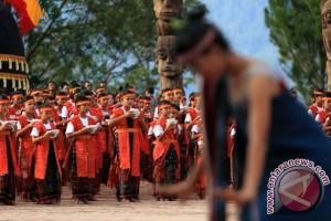 Karnaval ulos akan meriahkan Festival Danau Toba 2014