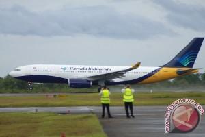 Penerbangan Garuda jurusan Balikpapan-Jeddah penuh hingga Juni 2016