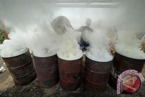 Sulut ekspor puluhan ton karbon aktif ke Korea
