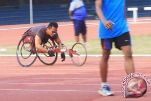 ASEAN Para Games - Tim Indonesia mulai perjuangan raih emas