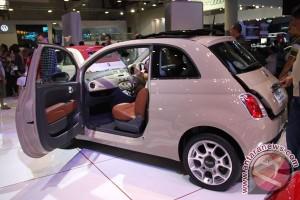 Fiat 500 sudah terjual lebih dari 50 unit