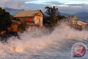 BMKG: waspadai cuaca ekstrem di perairan Babel