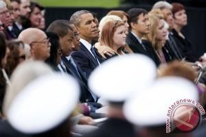 Obama turunkan tentara cadangan perangi Ebola
