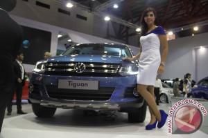 Tiguan paling laris di booth VW IIMS 2013