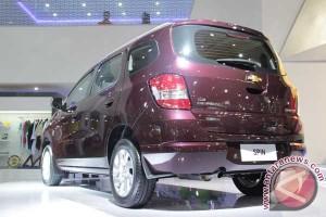 Suku cadang Chevrolet Spin tersedia hingga 10 tahun