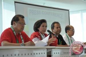 Perolehan sementara medali ISG 2013 Palembang