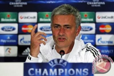 Mourinho bagian sejarah Liga Champions