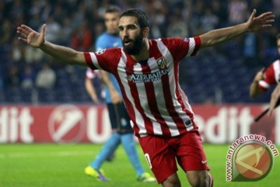 Arda Turan bawa Atletico tundukkan Juventus