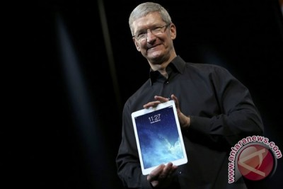 Total penghasilan CEO Apple 9,2 juta dolar tahun 2014