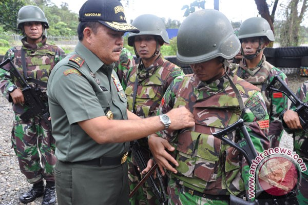 Papua Military command ready to help overcome armed groups