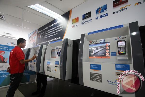 sistem e ticketing stasiun kereta api bandara medan sumut senin
