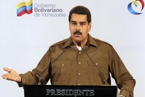 """Maduro damprat AS karena luncurkan sanksi """"bodoh"""""""