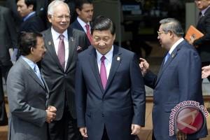 Pemimpin ekonomi APEC mulai tinggalkan Bali