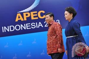 KTT APEC,  sampai bertemu di China