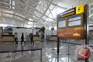 Delegasi KTT APEC 2013 pulang, penerbangan dua maskapai batal