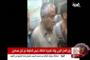Mantan PM Libya dibebaskan dari penculikan di Tripoli