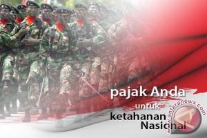 Pajak Anda untuk ketahanan nasional