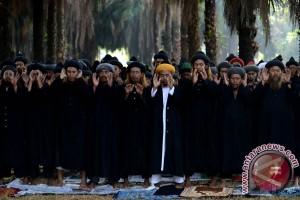 Jamaah An-Nadzir hari ini rayakan Idul Fitri 1435 Hijriah