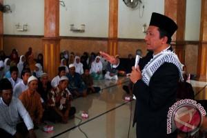 Menkominfo khatib shalat Idul Fitri Masjid Sunda Kelapa