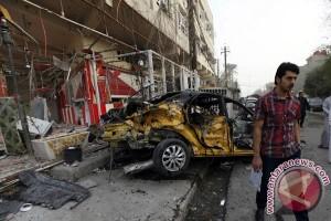 Sedikitnya 12 tewas dalam serangan dua bom mobil di Baghdad