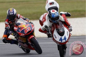 Hasil balap Moto3 Grand Prix Belanda