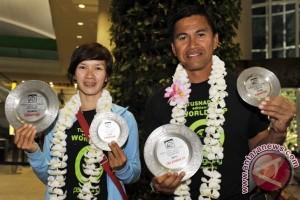 Juara Dunia Paralayang