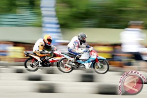 MSC selenggarakan roadrace the series di Baturaja