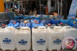 Masyarakat Bukit Menoreh Kulon Progo butuh air bersih