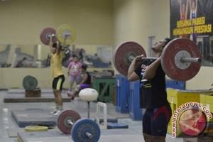 Lifter remaja Bengkulu ikuti kualifikasi Olimpiade