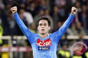 Bungkam Brugge 1-0, Napoli lanjutkan tren kemenangan