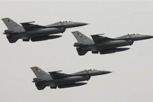 Irak gunakan jet F-16 untuk pertama kalinya melawan ISIS