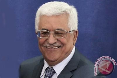 Presiden Palestina mulai kunjungan resmi ke Aljazair