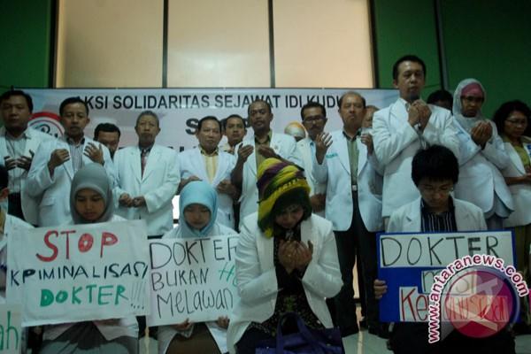 IDI ajukan PK kasus dokter