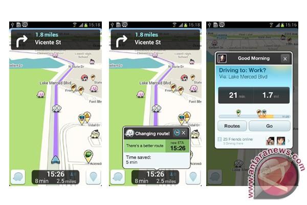 Waze tawarkan fitur baru sasar perusahaan transportasi
