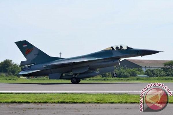 Penyadapan berbuntut penarikan  F-16 TNI AU dari Australia