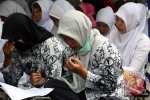 Di Subang, 7.000 honorer ikut tes CPNS