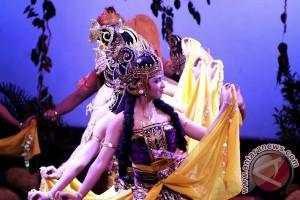 Penari asal Belgia tampil di Banyumas Extravaganza