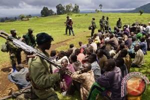 Keluarga Kongo minta pembongkaran kuburan massal