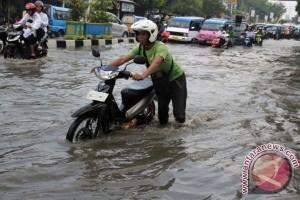 Banjir Jalan Protokol Banten