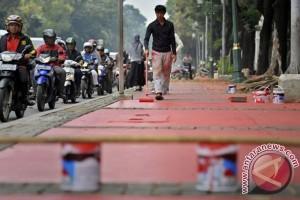 Penataan Jalur Pejalan Kaki