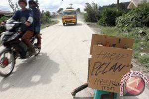 Himbauan Warga Sinabung