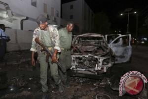 Dua tewas dalam ledakan bom di pasar Somalia