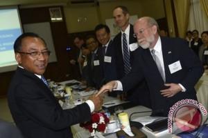 Pertemuan Bisnis Indonesia - Amerika