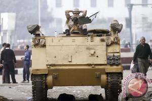 Mesir amankan 15 ton bahan peledak ilegal