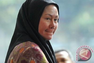 Atut resmi diberhentikan sebagai Gubernur Banten