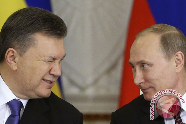 Sikap terbaru Rusia atas  krisis di Ukraina