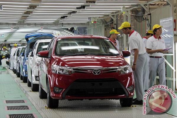 Nilai ekspor CKD Toyota Indonesia capai 236,4 juta dolar AS