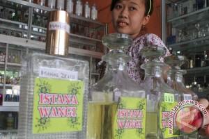 Peneliti ciptakan parfum untuk kondisi berkeringat