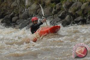 Atlet kayak Inggris tertarik bermain di Ciwulan