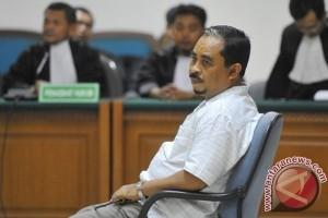 Pengadilan Tinggi perkuat vonis terhadap Luthfi Hasan Ishaaq